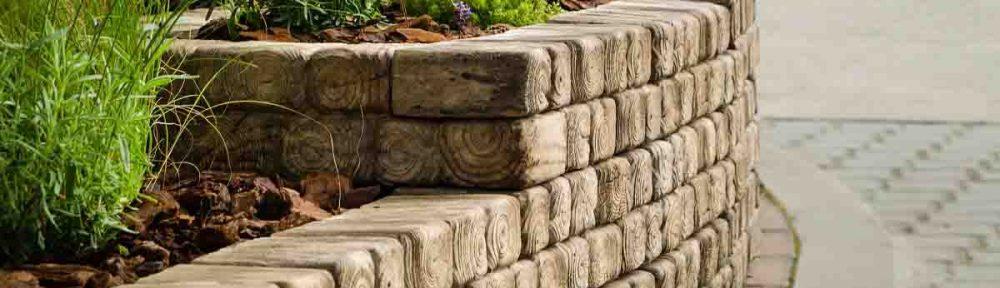 betonové imitace dřeva