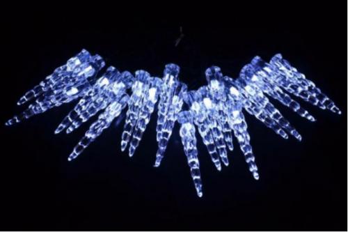 Světelné rampouchy