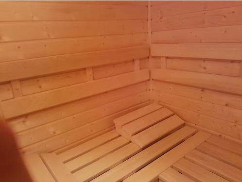 venkovní sauny