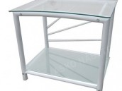 Noční stolek kovový, zdroj: asko-nabytek.cz