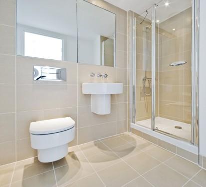 Zrcadlo v koupelně je nenahraditelné, zdroj: shutterstock.com